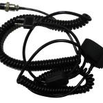 DM-87機內通話器無線電按鈕導線